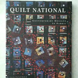 Quilt National book 82 contempirary art quilts